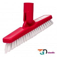 Premium Soft Bristle V-Trim Grout Brush
